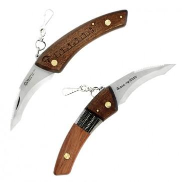 Couteau à champignons personnalisé Maserin