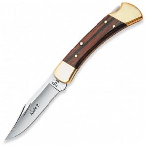Couteau de chasse gravé Buck Hunter n°110