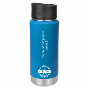 Thermos Klean Kanteen 473 ml Bleu