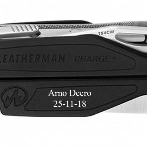 Leatherman Charge Plus personnalisé