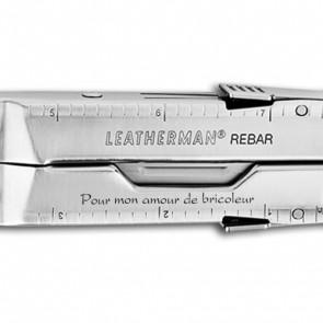 Leatherman Rebar gravé