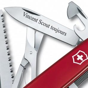 Couteau Suisse personnalisé Victorinox Ranger