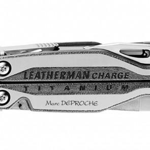 Leatherman Charge TTI personnalisé