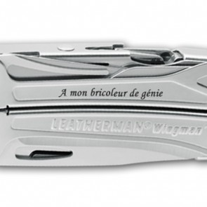 Leatherman Wingman personnalisé