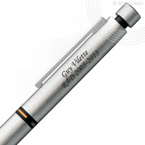 Stylo Multi-fonctions gravé Lamy CP1 Tri Pen