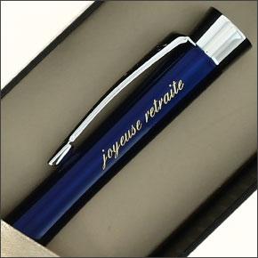 stylo gravé personnalisé